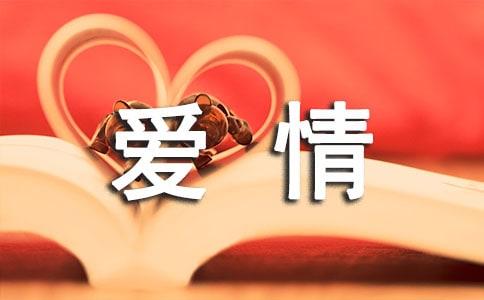 爱情宣言经典语录